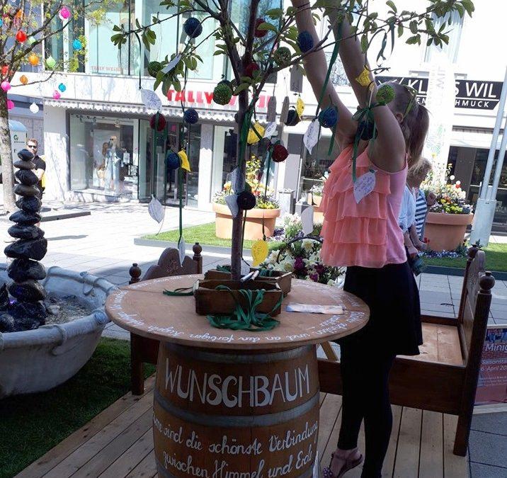 Wunschbaum – Ein schönes Wunschritual